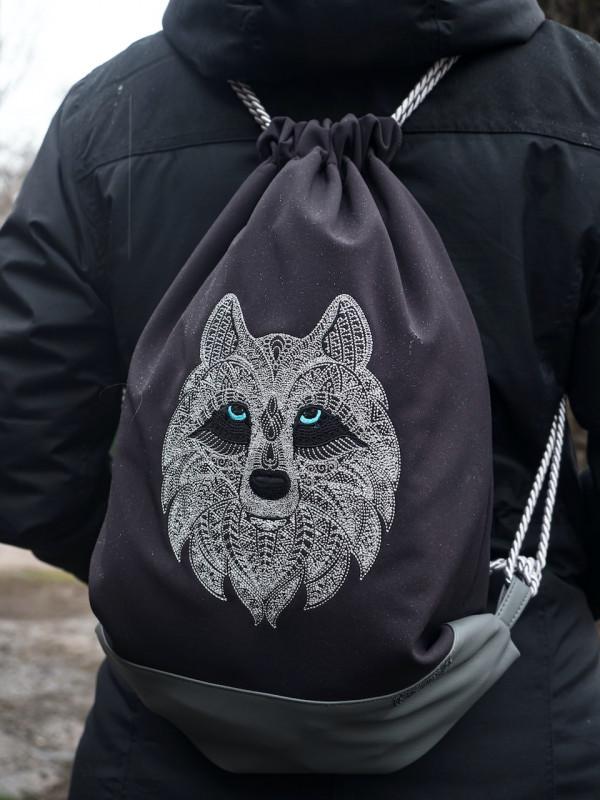 Softshell - Wolfsturnbeutel