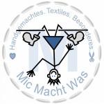 Mic Logo über Kopf