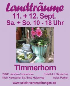 Landträume Timmerhorn